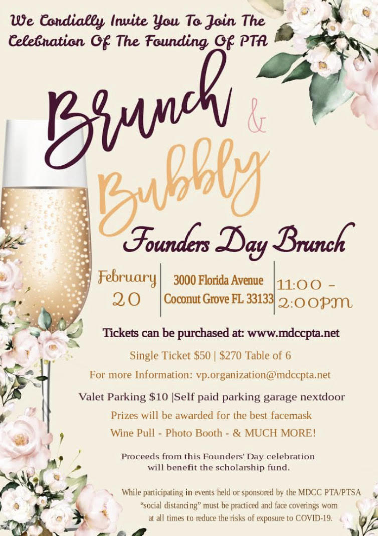 FoundersDayBrunch